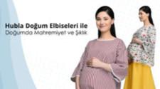 Hubla Doğum Elbisesi